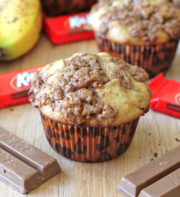Mel S Kitchen Cafe Banana Muffins