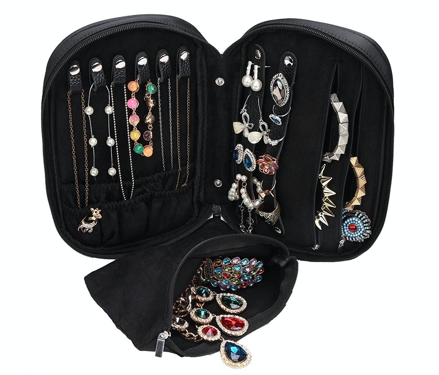 The 10 Best Travel Jewelry Organizers
