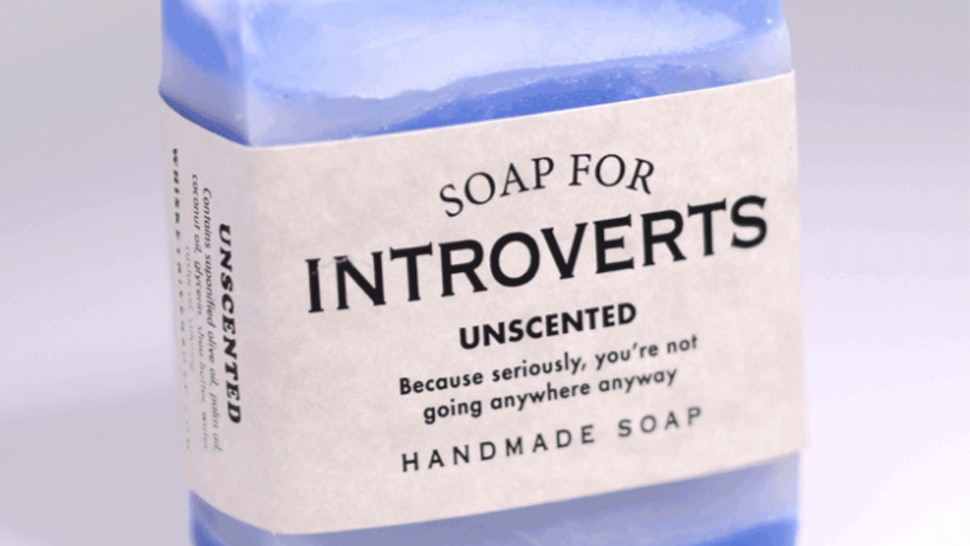 Introvert Soap Is Just One Of Many Hilarious Oddly Specific Soaps