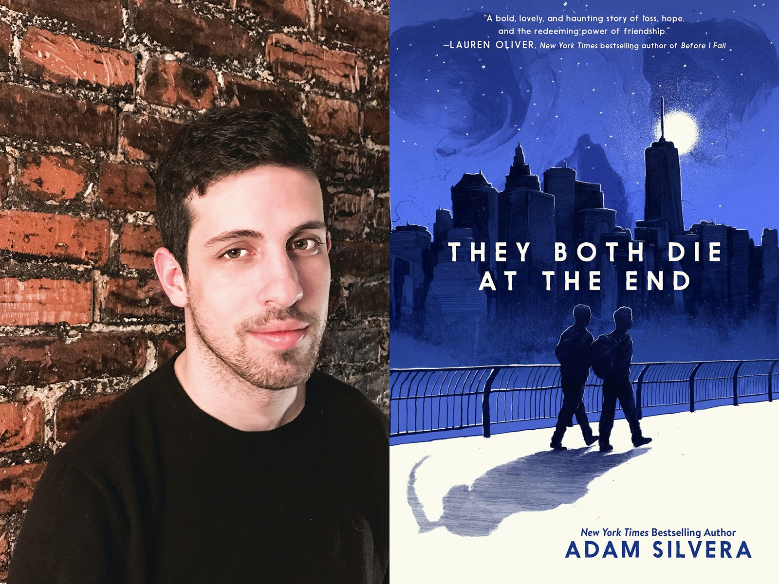 Adam Silvera's 'They Both Die At The End' Imagines A World