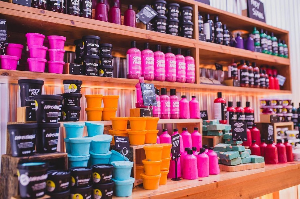 Image result for Lush Cosmetics: Naked Products