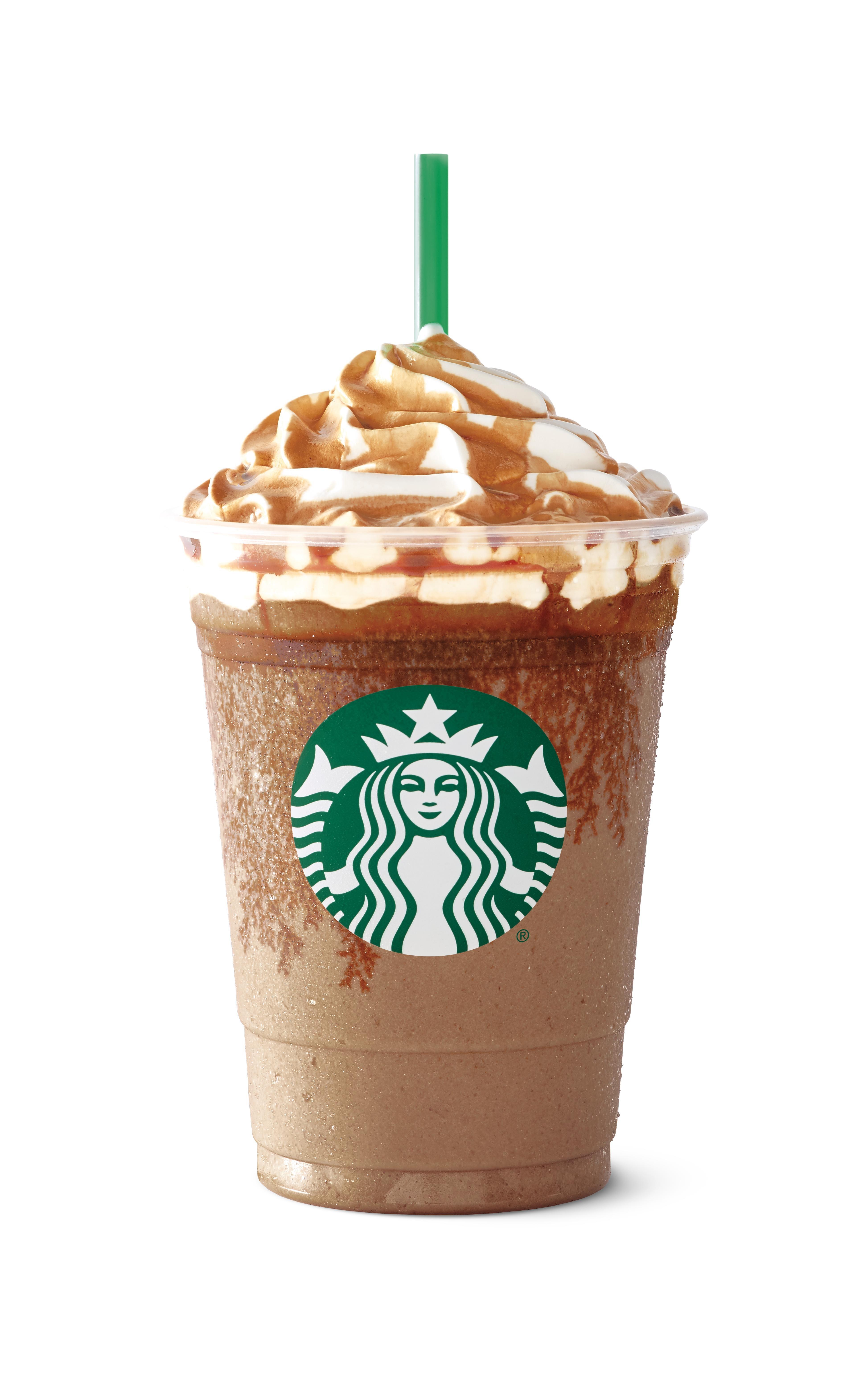 Starbucks Salted Caramel Mocha Frappuccino Light Calories