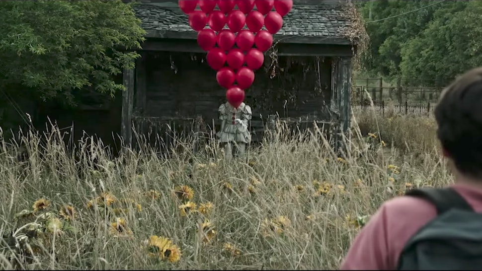 What Does The Red Balloon Mean In It Pennywises Tool Makes Movie Even Scarier