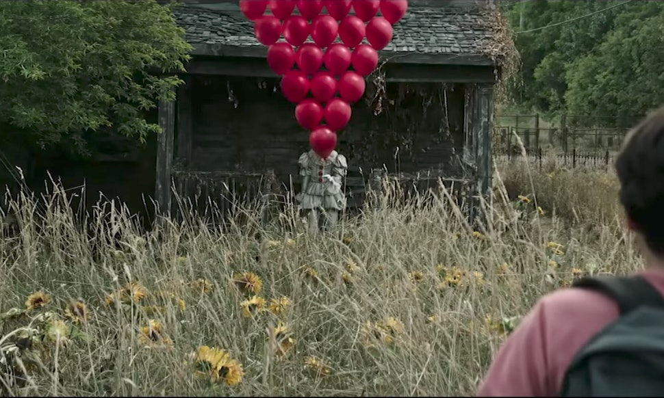 What Does The Red Balloon Mean In It Pennywises Tool Makes The