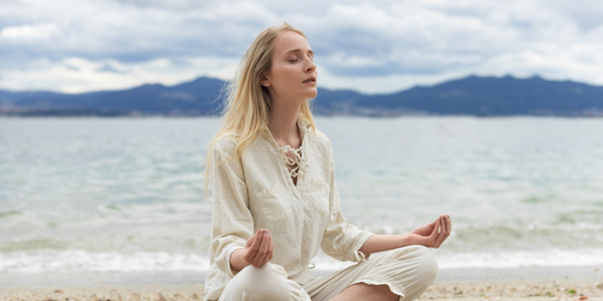 The Breathing Technique You Should Try In 2018 For Less Stress & More Zen