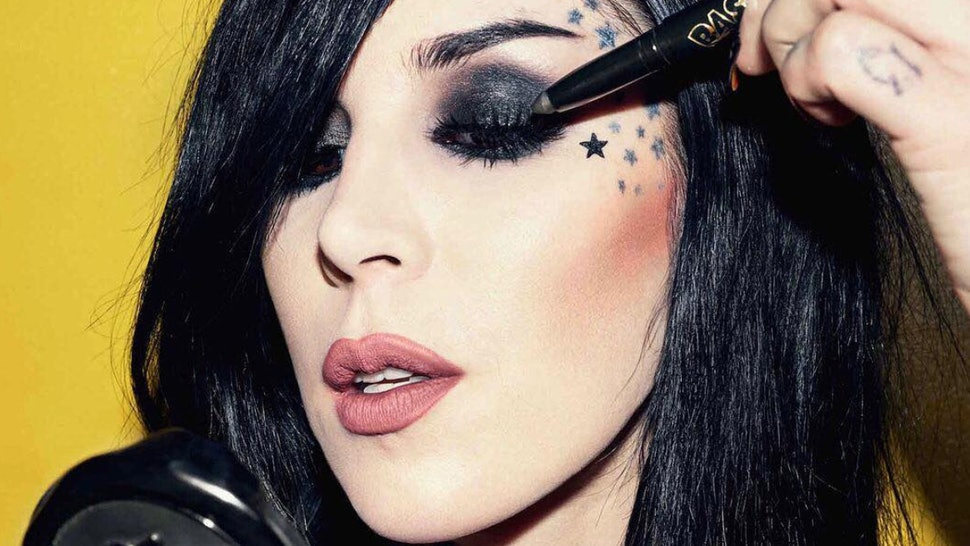 6544a7821e3 Kat Von D's Basket Case Black Eyeliner Is Must Own For Edgy Makeup Lovers &  Here's Why