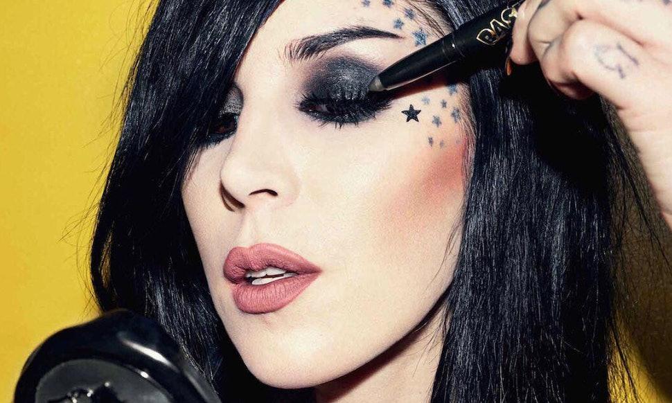 Kat Von Ds Basket Case Black Eyeliner Is Must Own For Edgy Makeup