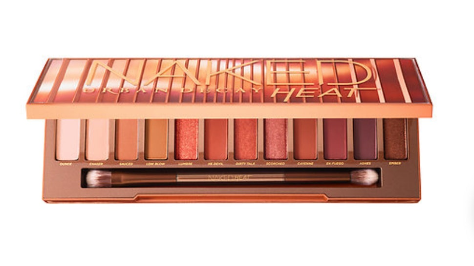 This Urban Decay Naked Heat Dupe By