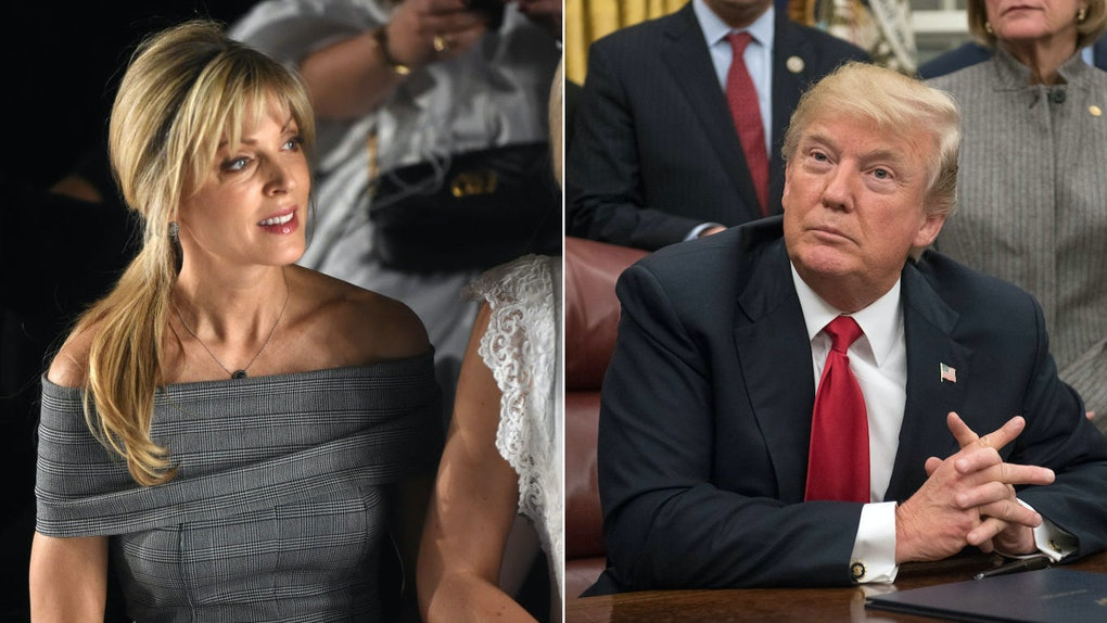 Why Did Donald Trump & Marla Maples Get Divorced? She Said