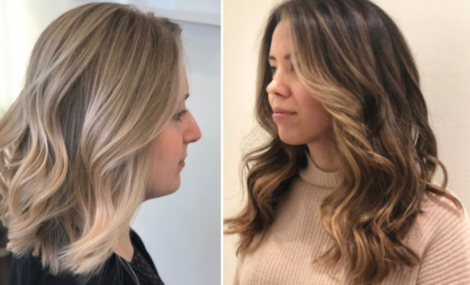 What Is Hygge Hair Only The Warmest Most Comforting Color Trend Ever