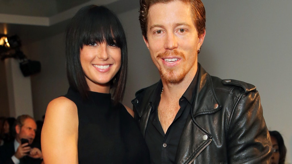 These Photos Of Shaun White Sarah Barthel Will Make You Swoon So