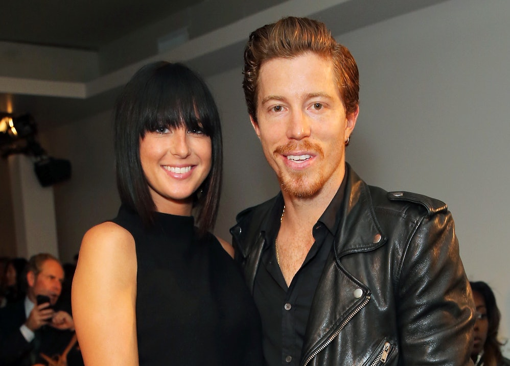 These Photos Of Shaun White Sarah Barthel Will Make You Swoon So Hard For Them