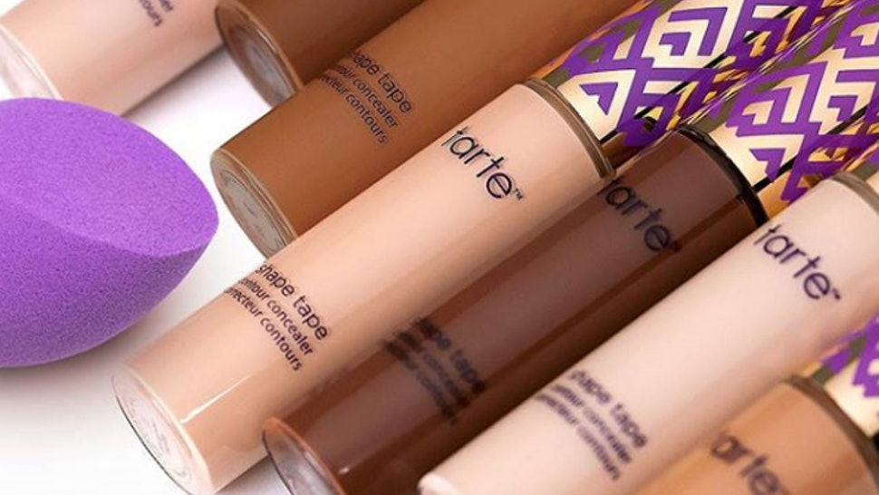 bc4320d61c Tarte Shape Tape Foundation s Shade Range Isn t Up To The Internet s  Standards