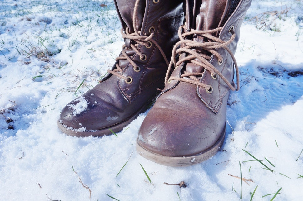 Is Snow Bad For Leather Boots Or Are They Fair Game For Slushy