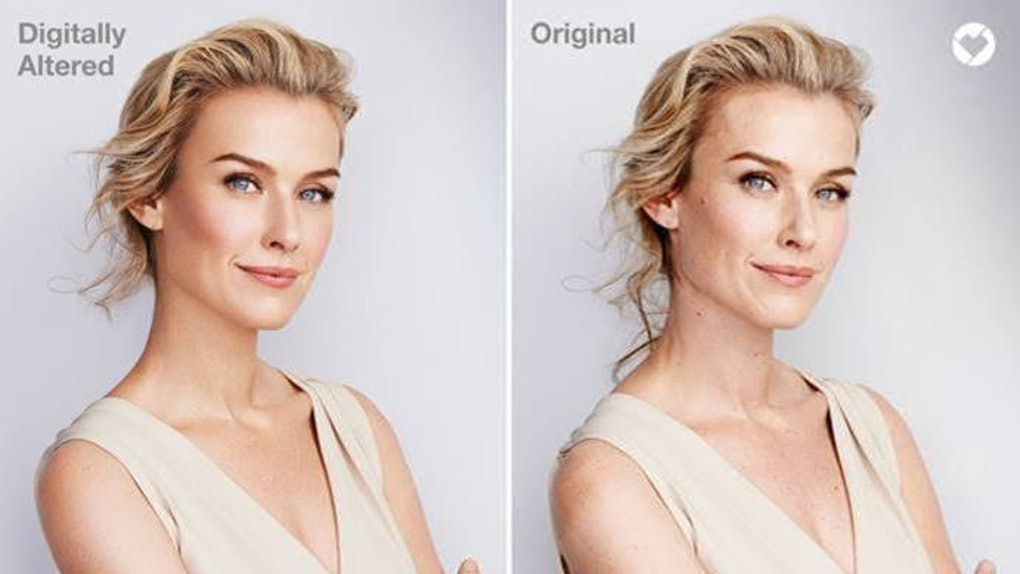 Researchers Call for Industry Regulation to Stop 'Photoshop' Frenzy in Advertising