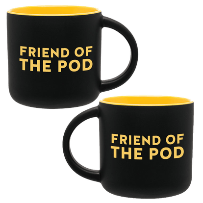 Friend Of The Pod Coffee Mug