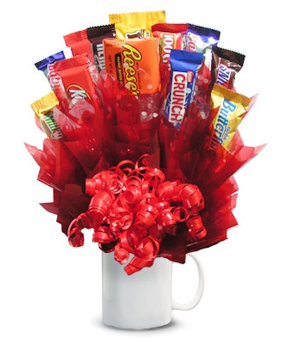 The Ultimate Candy Bouquet