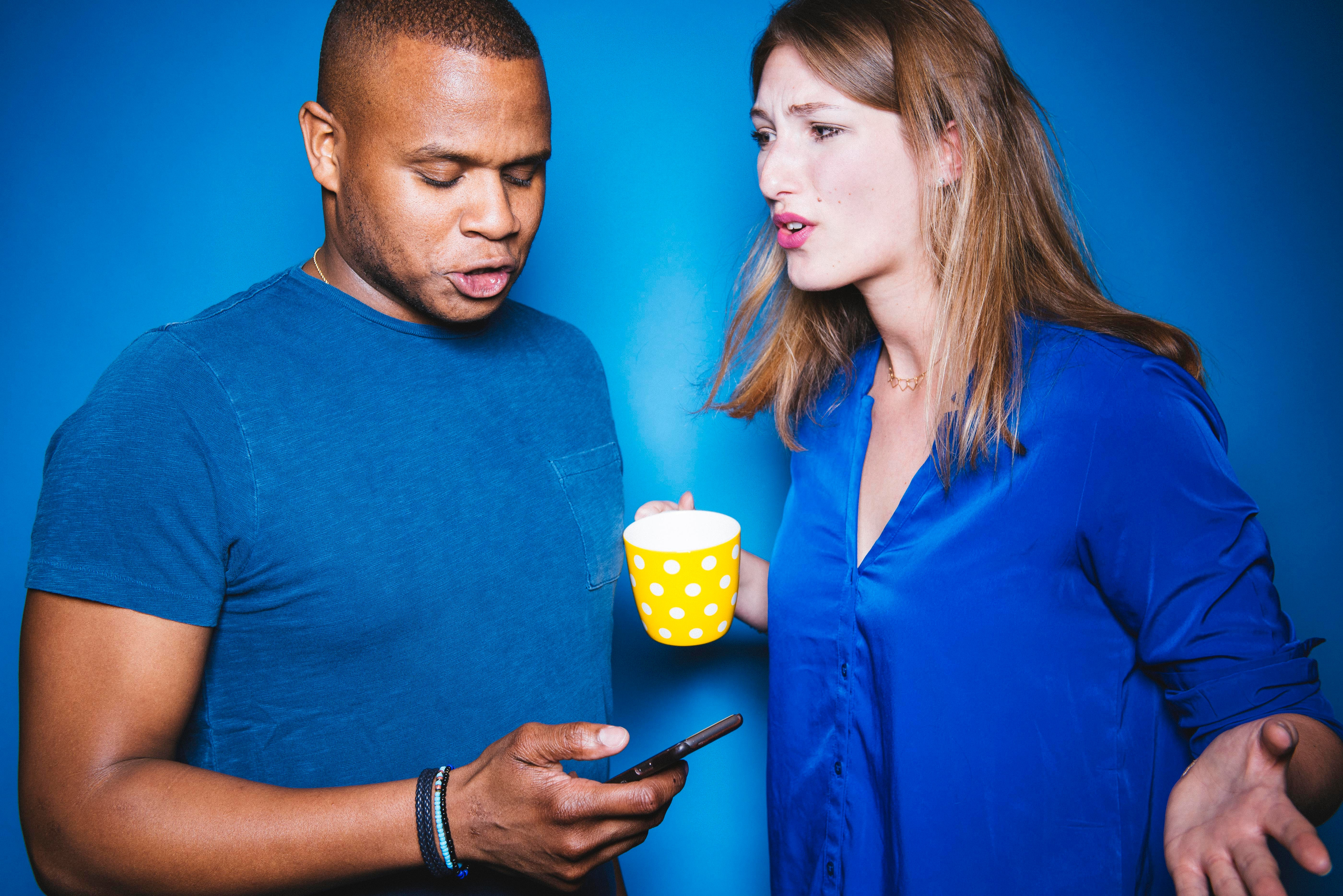 7 Things Cheaters Say When They've Been Caught, According To