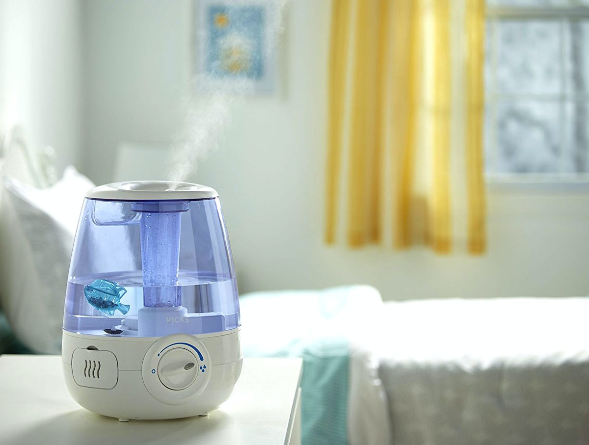 The 5 Best Cool Mist Humidifiers On Amazon