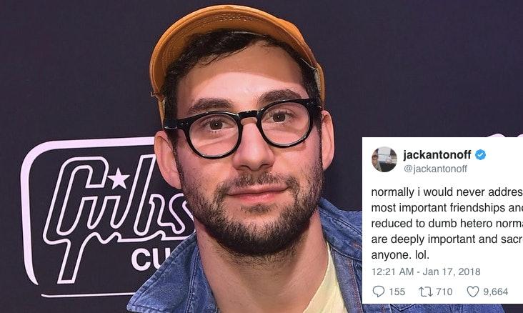 Jack dating dilemma veel vis dating site UK