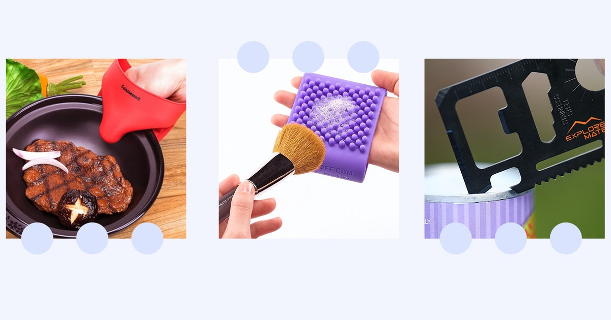 These Brilliant Products On Amazon Will Make Your Life So Much Easier