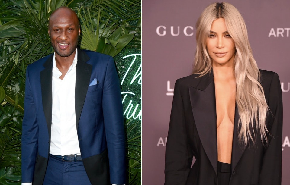 Who is lamar odom dating currently