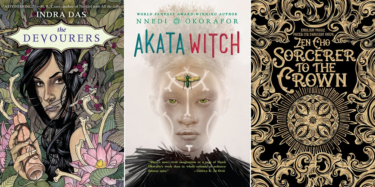 13 Fantasy Book Club Recommendations For Your Next Literary Meet-Up
