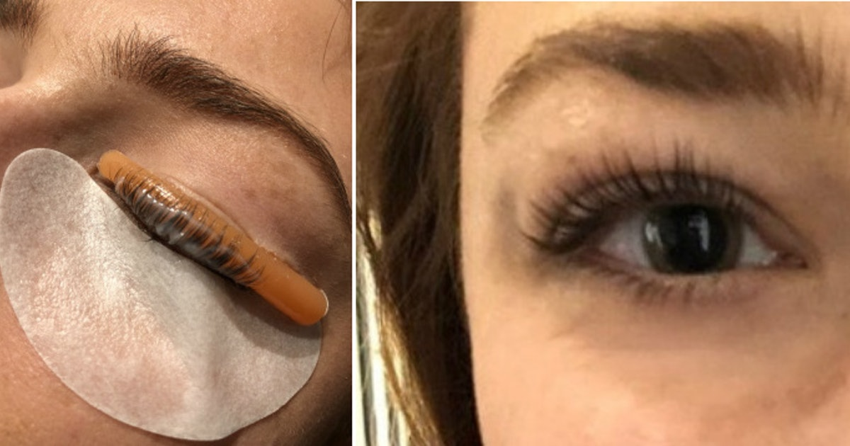 What Is A Keratin Lash Lift? The