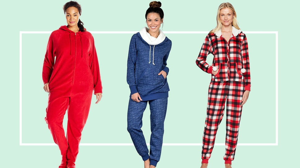 f1ada55662 7 Super Warm Women s Pajamas