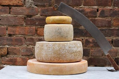 Bedford Cheese Shop Cheeses