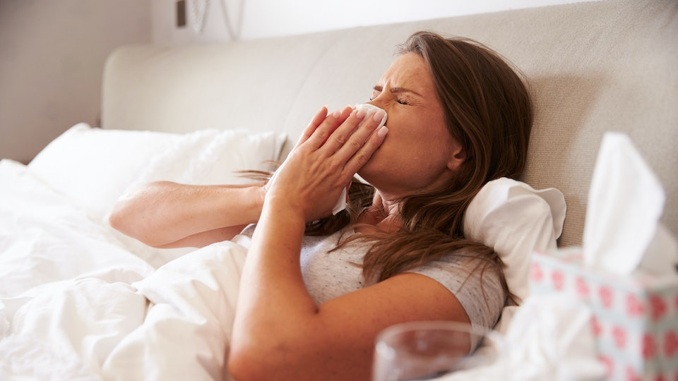Is Catching A Cold A Sign Of Implantation? TTC Can Make You Question