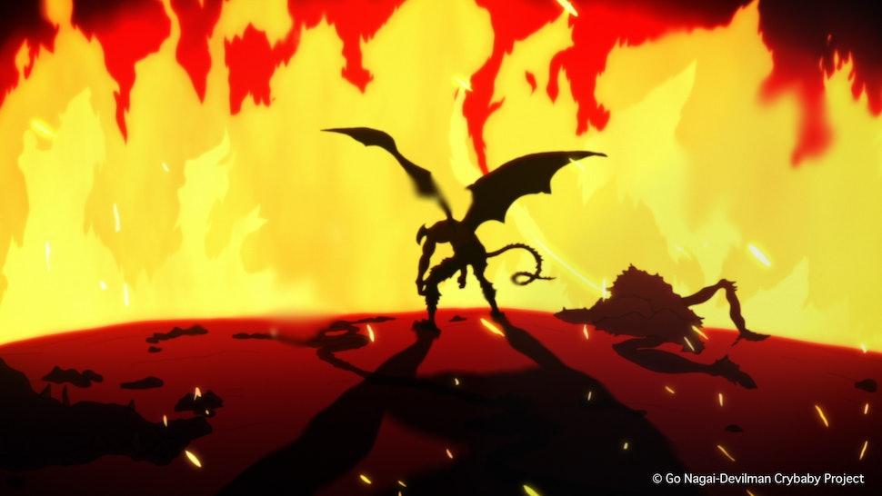 Will Devilman Crybaby Return For Season 2 Netflix Is Making Bold