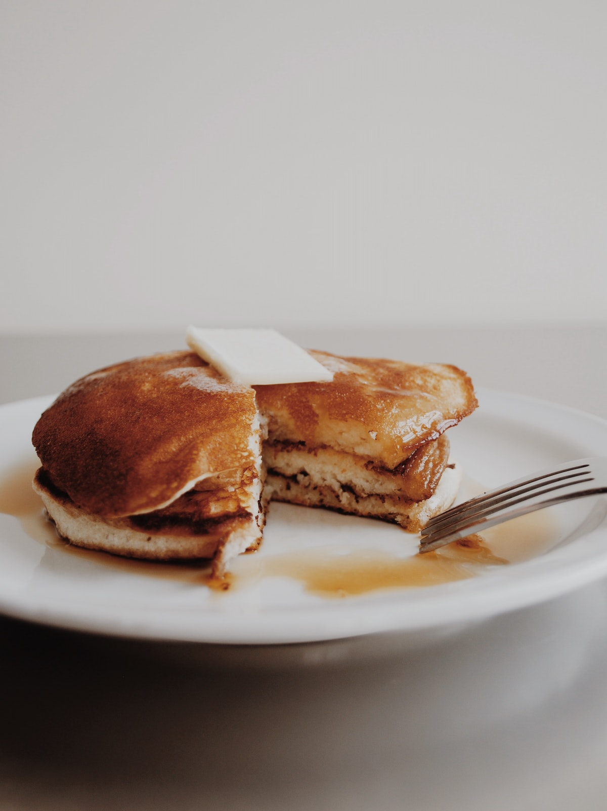 This Pancakes Recipe For One Person Will Make You Rethink Sunday Brunches