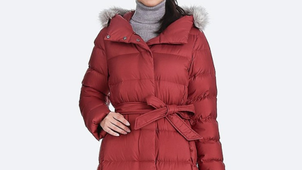 bd140124bf6 The Warmest Winter Coat Under $100 Will Keep You Toasty Without Breaking  The Bank