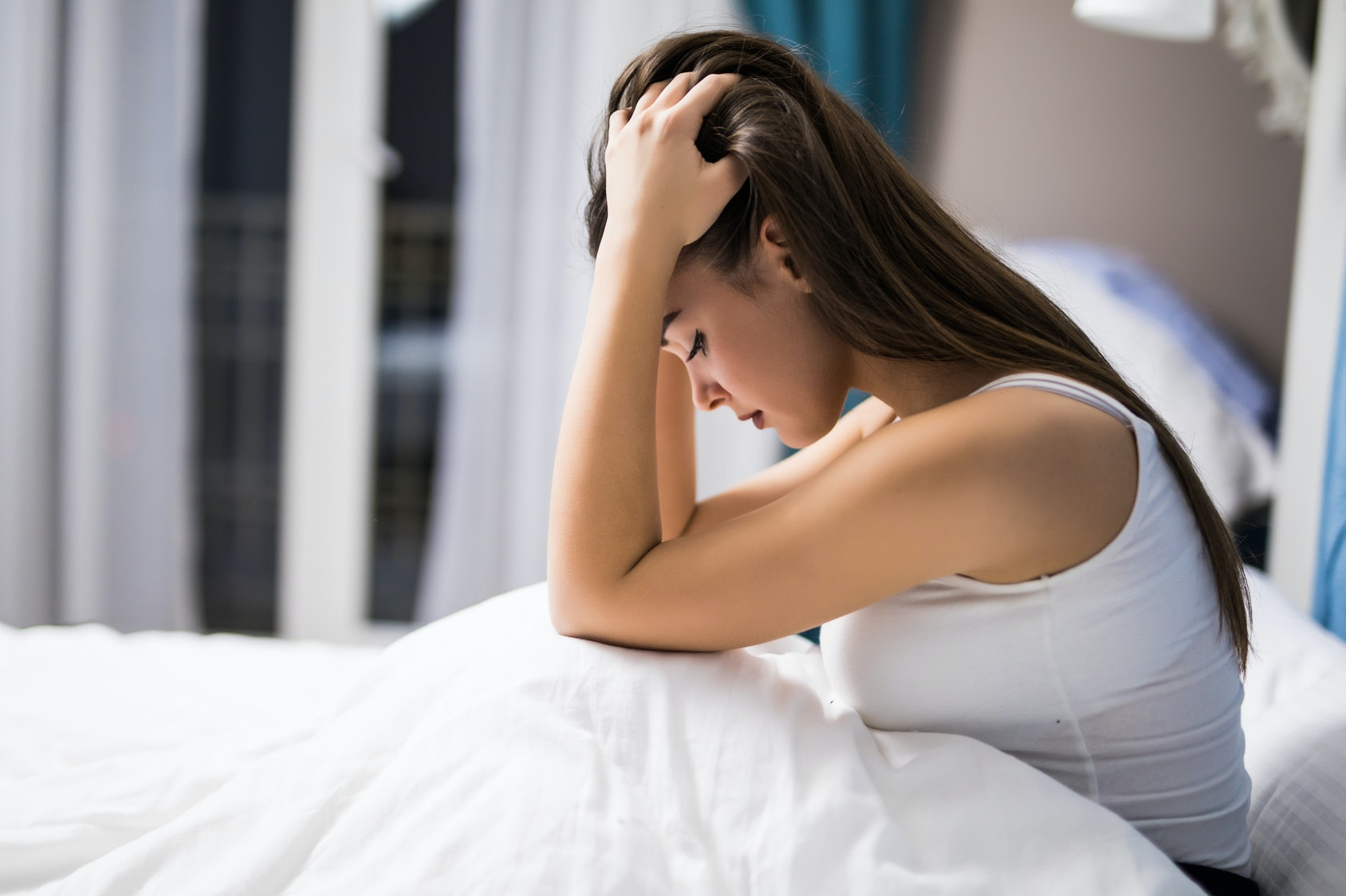 Vagina swollen day after sex