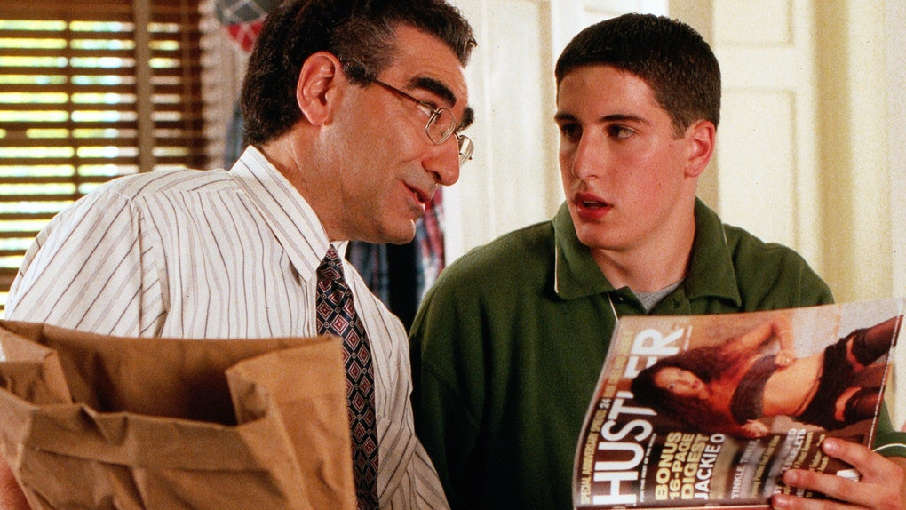 'American Pie' & 7 Other Movies That Ruined Pie Forever   American Pie Apple Pie Scene