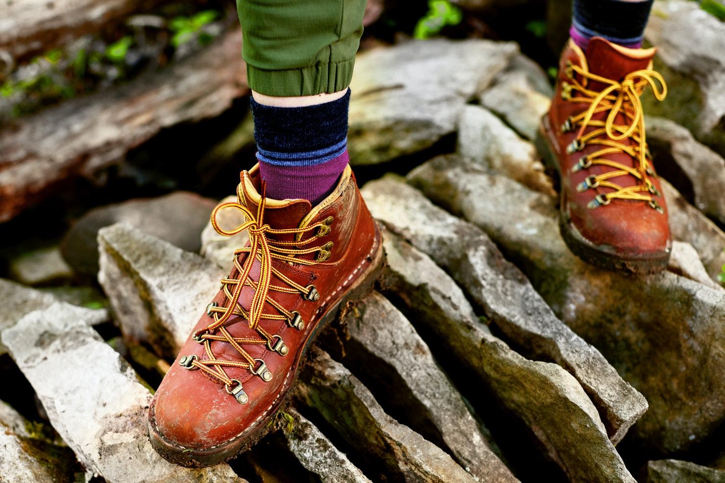 3 Pairs Lot Womens Trekking Outdoor Quick Dry Performance fabrics Hiking Socks