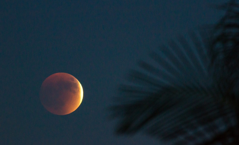 The Meaning Of A Blood Moon Actually Holds A Lot Of Spiritual