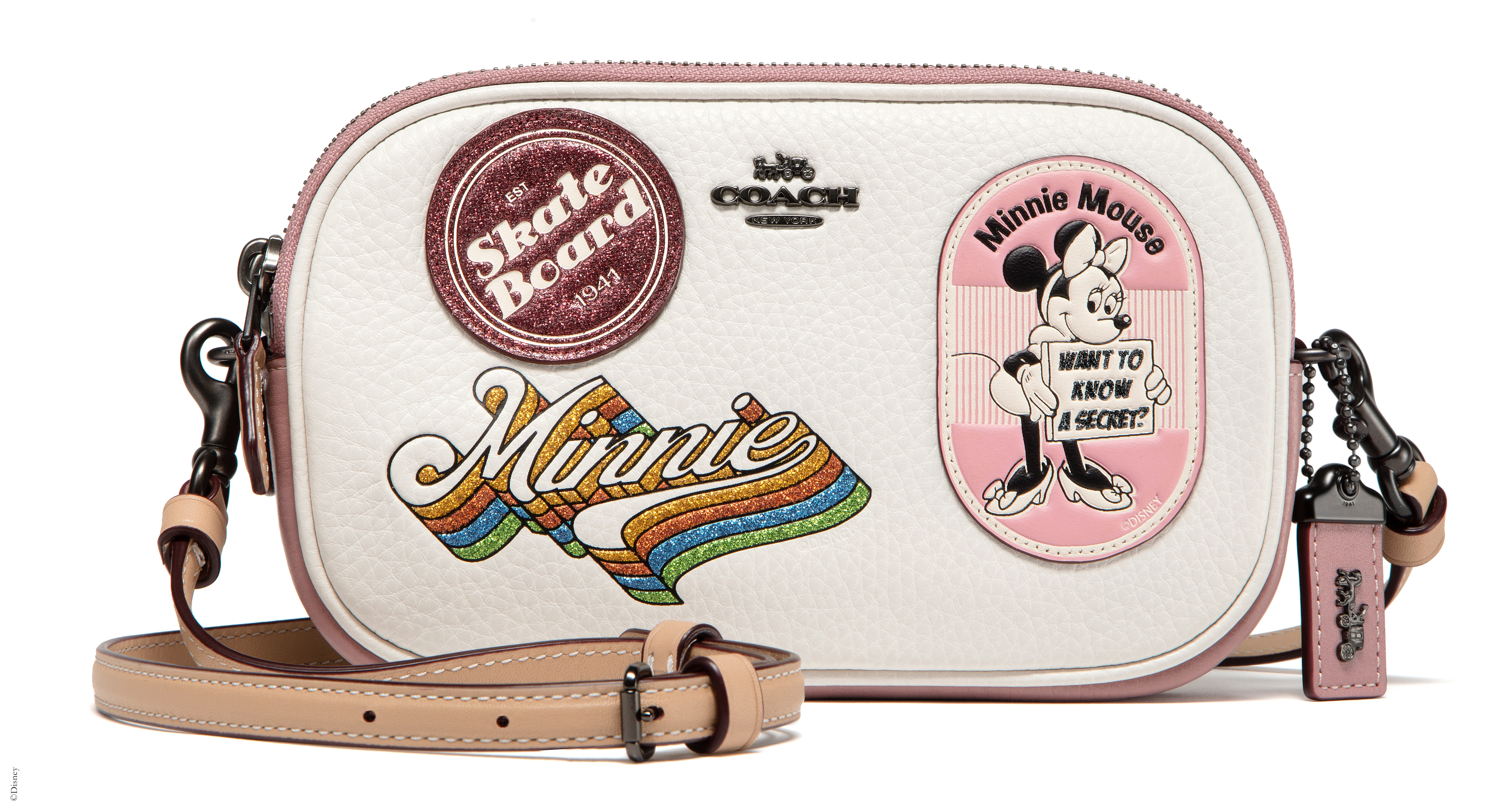 3f6834c6 Where Can You Buy Minnie Mouse Coach Bags? You'll Want Every Single ...