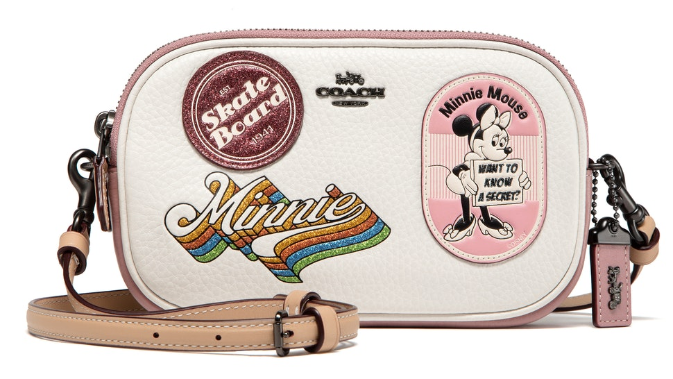 81eaa7b34d2 Where Can You Buy Minnie Mouse Coach Bags  You ll Want Every Single Kitchy  Purse