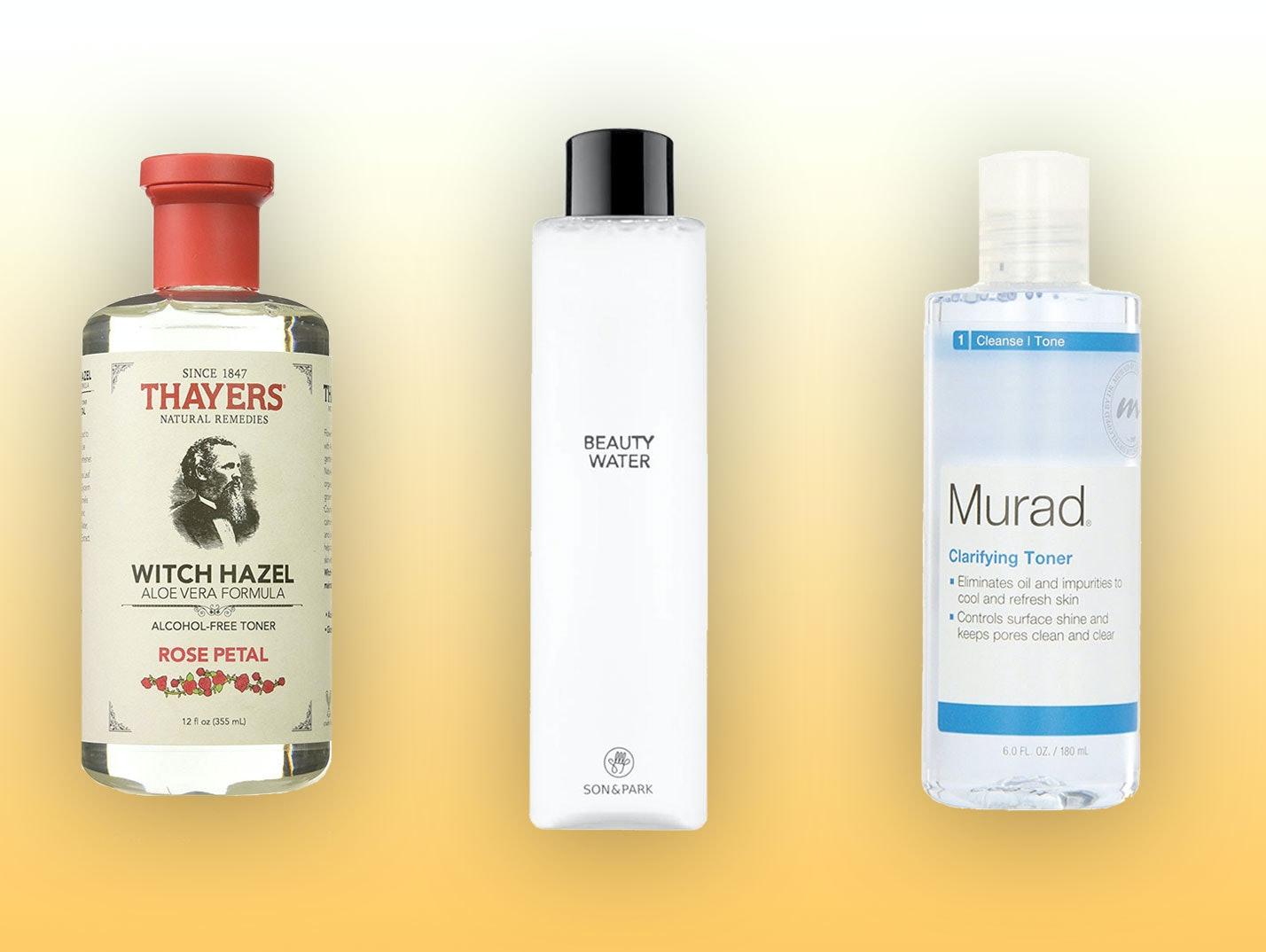 alcohol free toner for oily skin