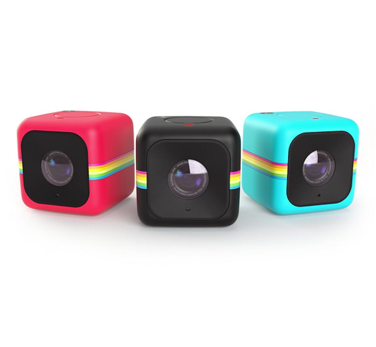Polaroid Cube + Wi-Fi Lifestyle Action Camera