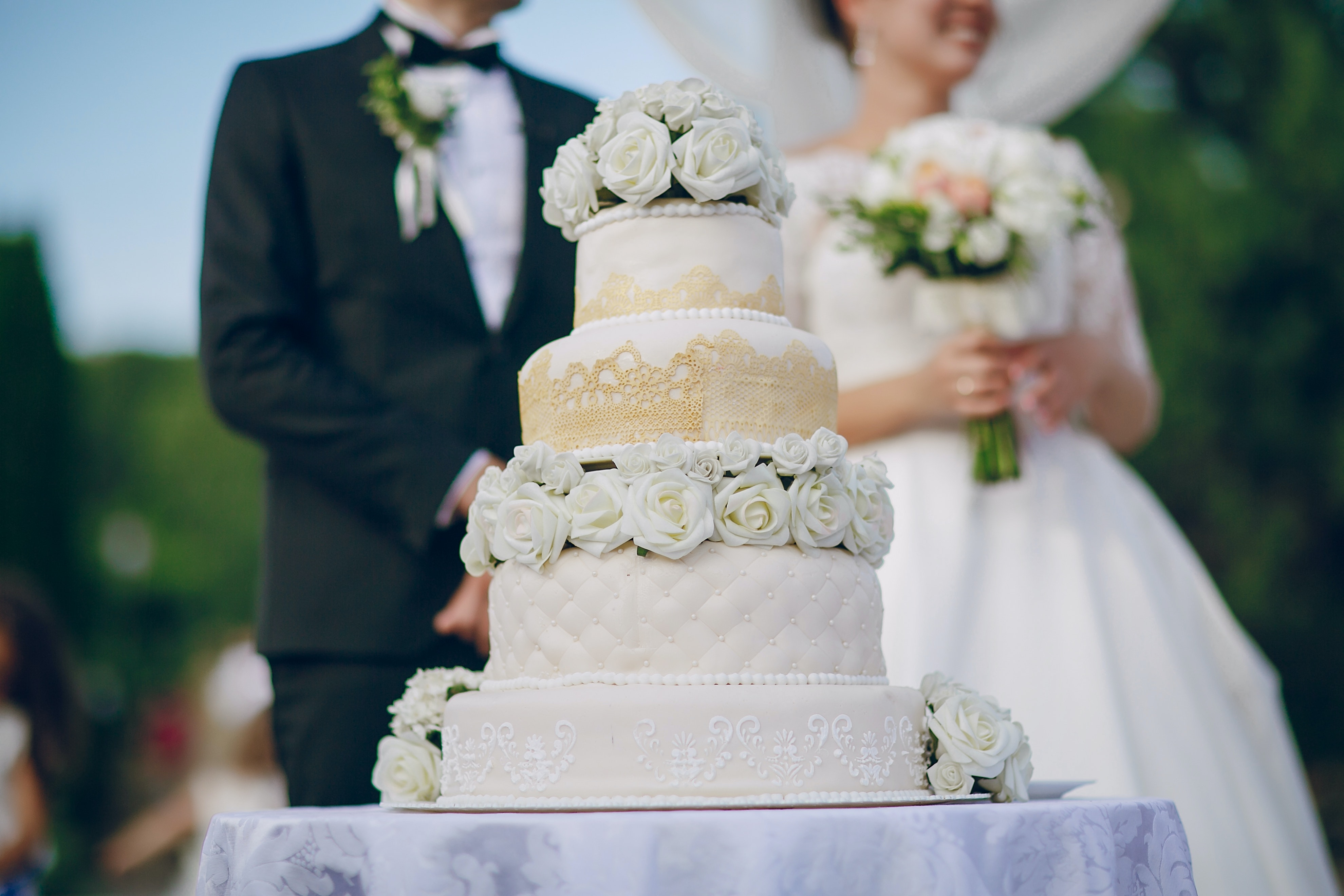 The Best Type Of Wedding Cake For Your Special Day, Based On