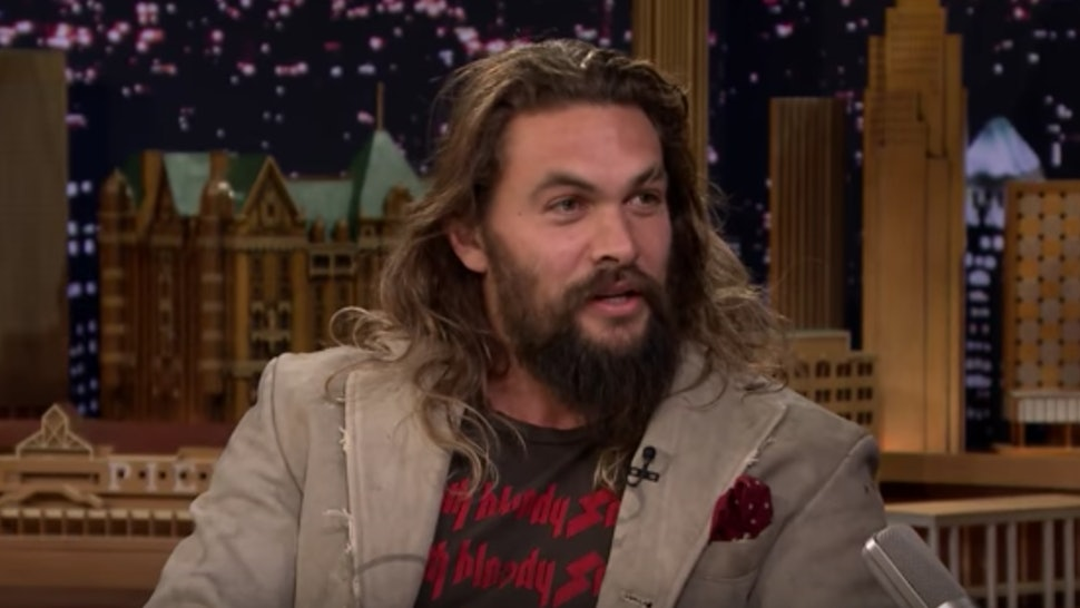 Jason Momoa Plays Khal Drogo So Well On 'Game Of Thrones