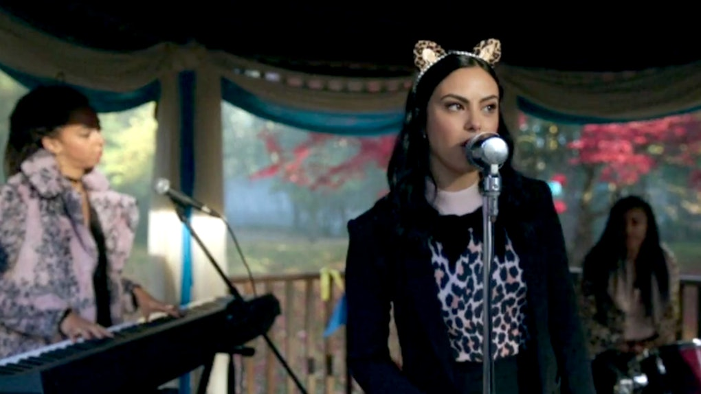 What Song Did Veronica And The Pussycats Sing On Riverdale It Had A Special Meaning