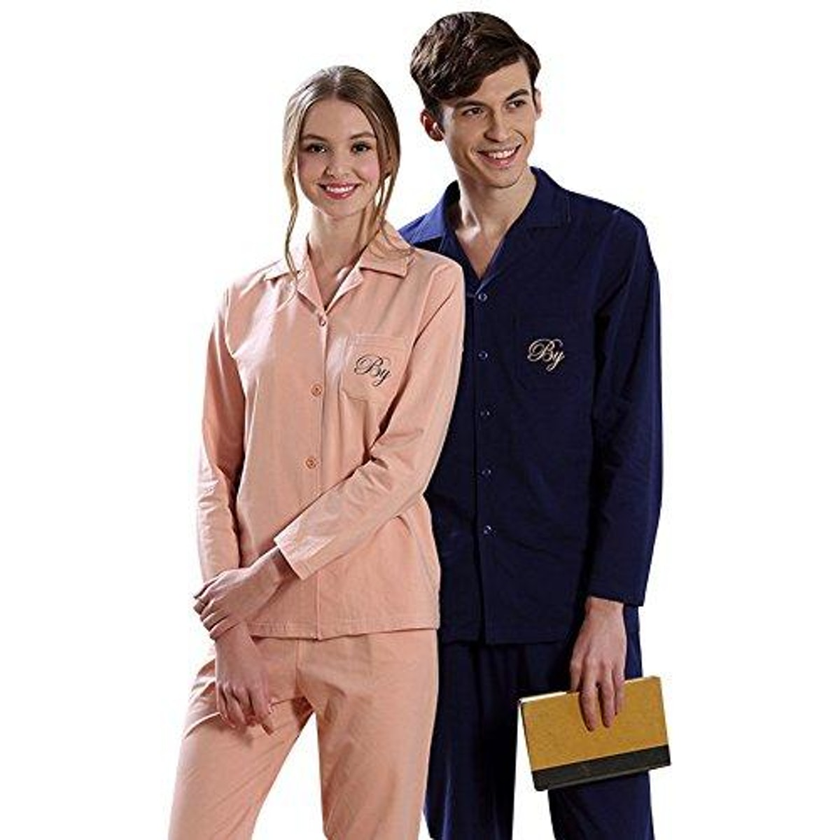 Matching Couples Cotton Pajama