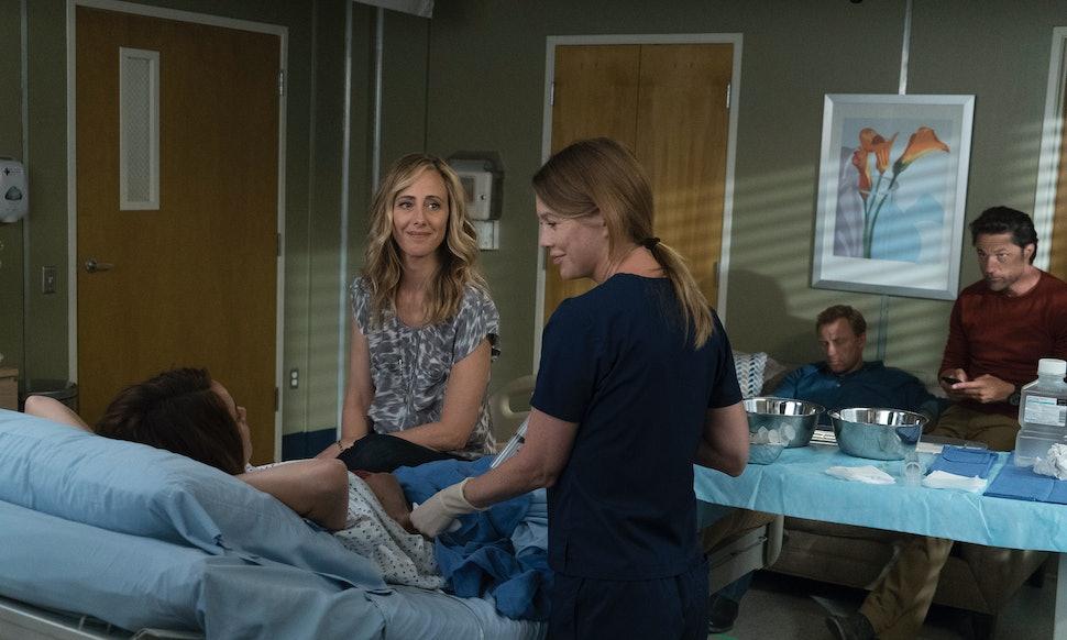 Teddys Return To Greys Anatomy Season 15 Will Make Fans So Happy