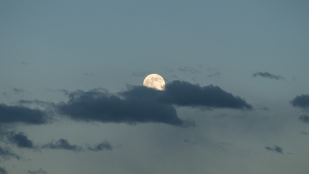 The Meaning Of A Blue Moon Is Both Scientific & Spiritual