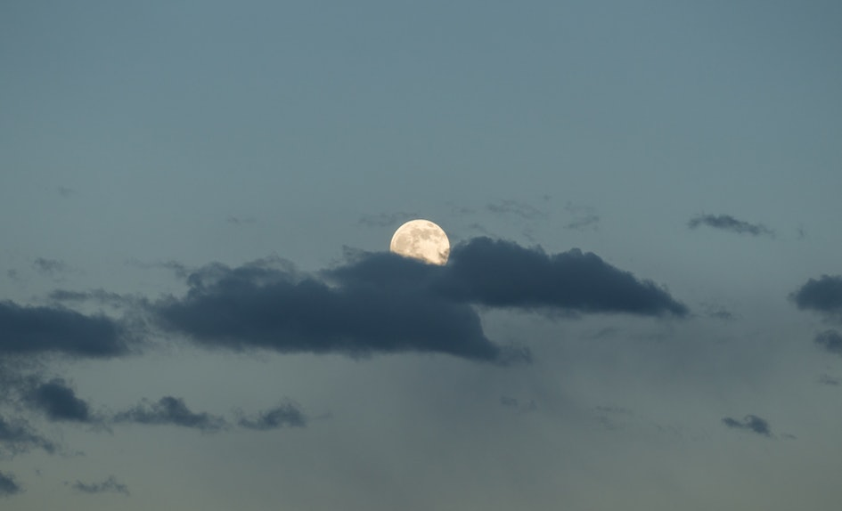 The Meaning Of A Blue Moon Is Both Scientific Spiritual