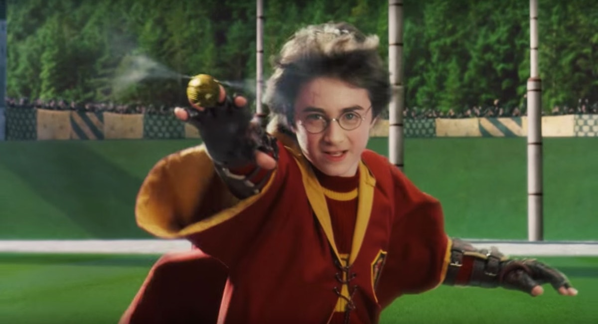 The 'Quidditch Through The Ages' Audiobook Is Now Available On Audible, And It's Narrated By A Star Of 'The Walking Dead'